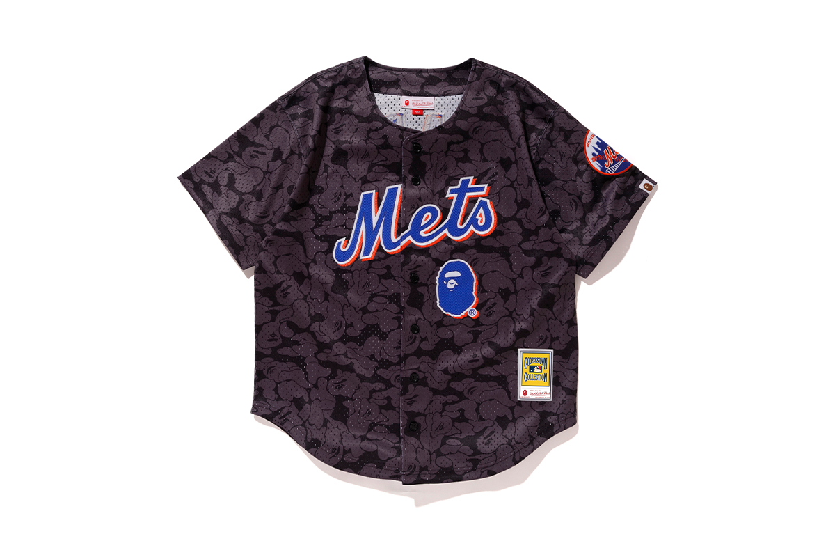 bape mitchell ness mlb collaboration collection release info 11