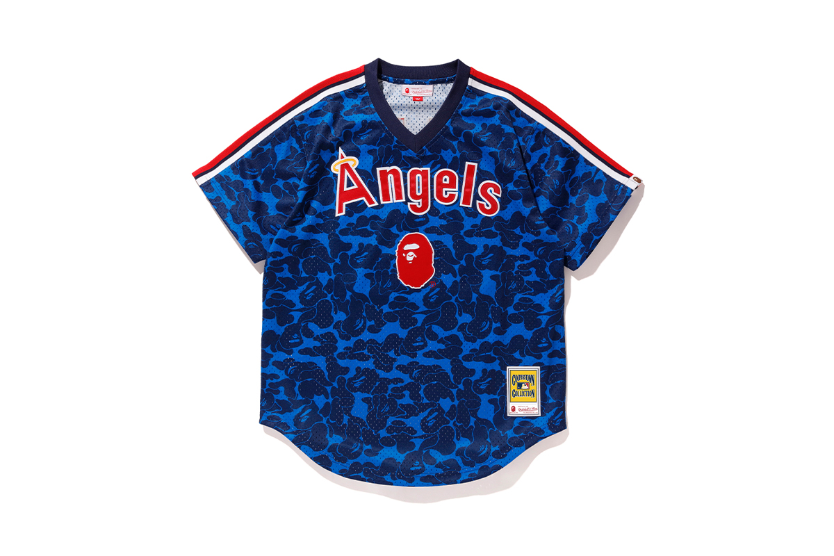 bape mitchell ness mlb collaboration collection release info 15