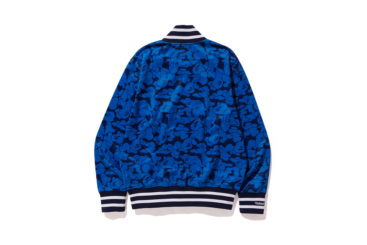 bape mitchell ness mlb collaboration collection release info 2