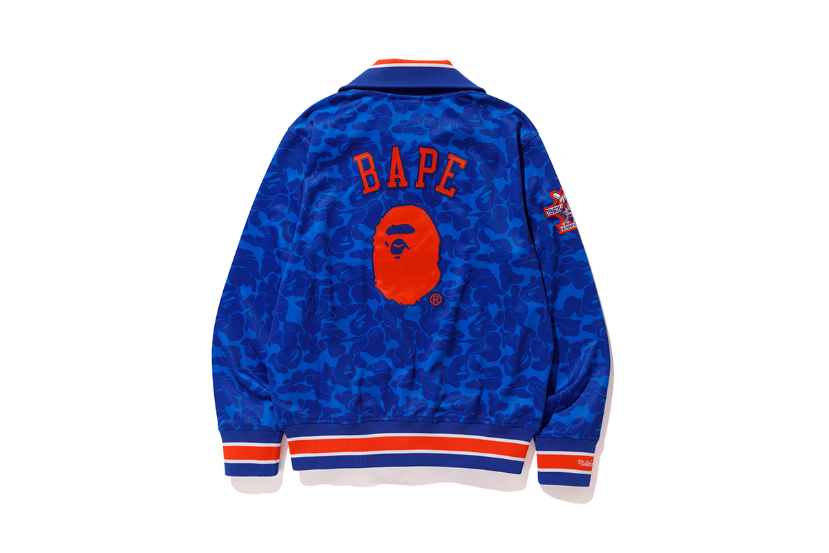 bape mitchell ness mlb collaboration collection release info 4