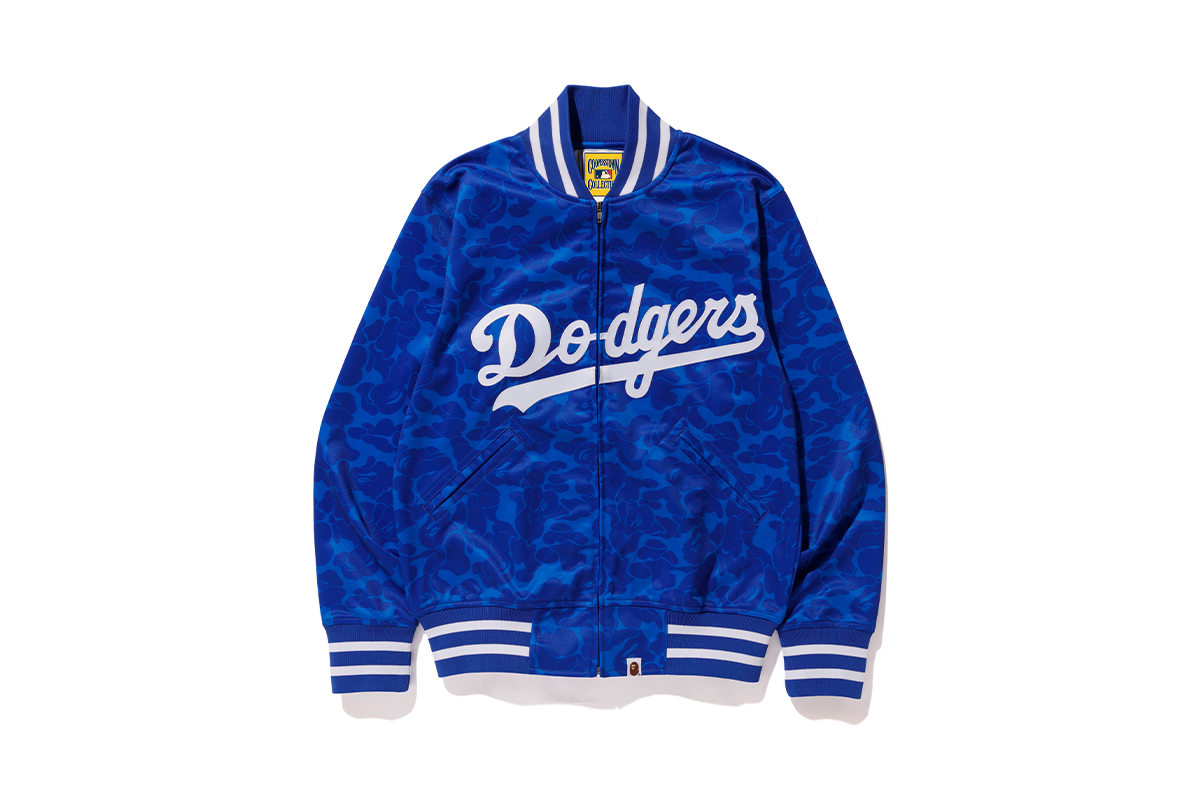 bape mitchell ness mlb collaboration collection release info 5