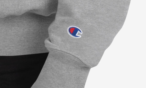 DTP X CHAMPION SWEATSHIRT PROFILE