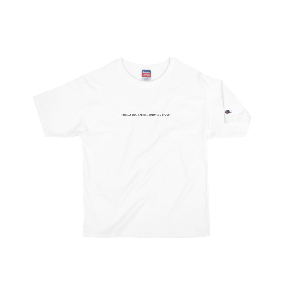 IBLC DTP T Shirt White 1