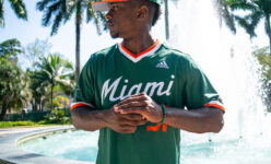 DTP Miami Hurricanes Baseball Uniform Cover