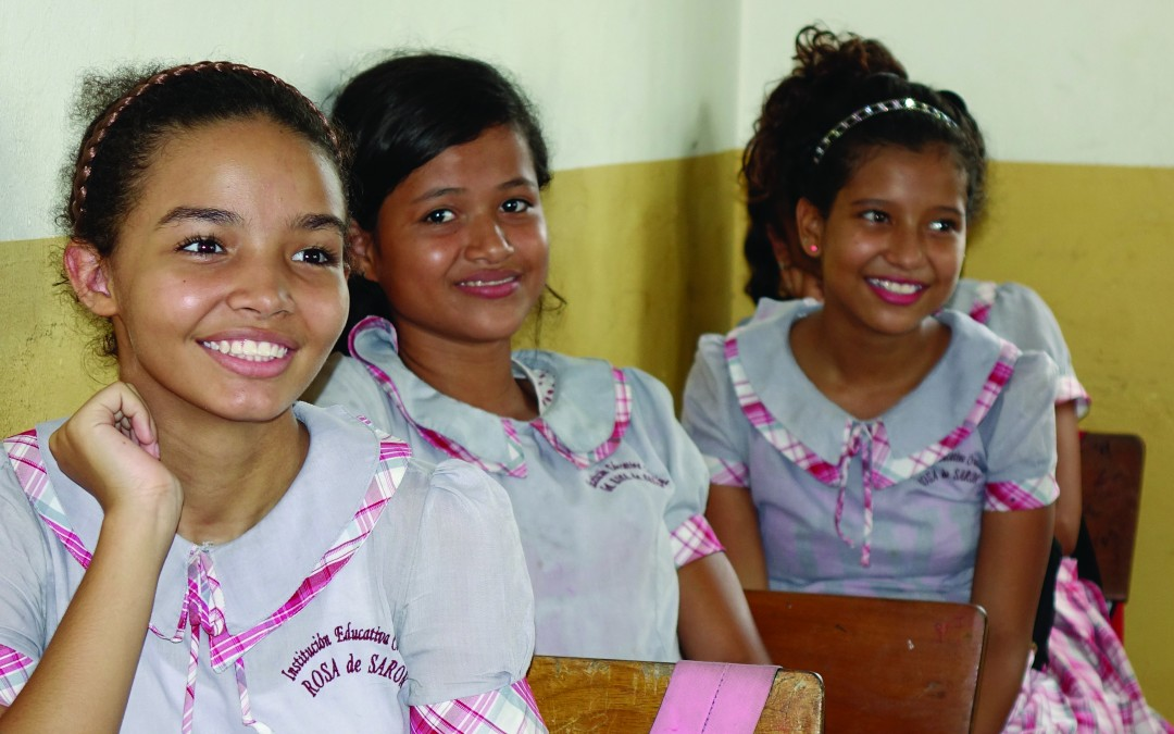 Colombia – Rose of Sharon School