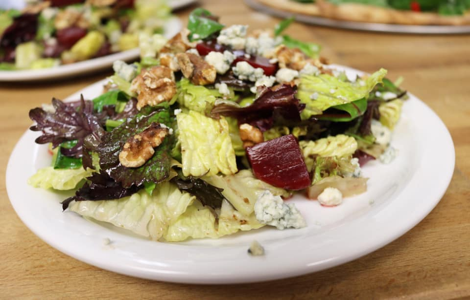 Barley Sprout salad