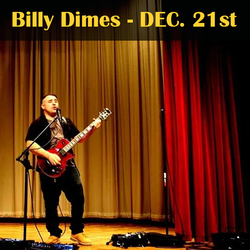 Barley Sprout Live Music with Billy Dimes_02