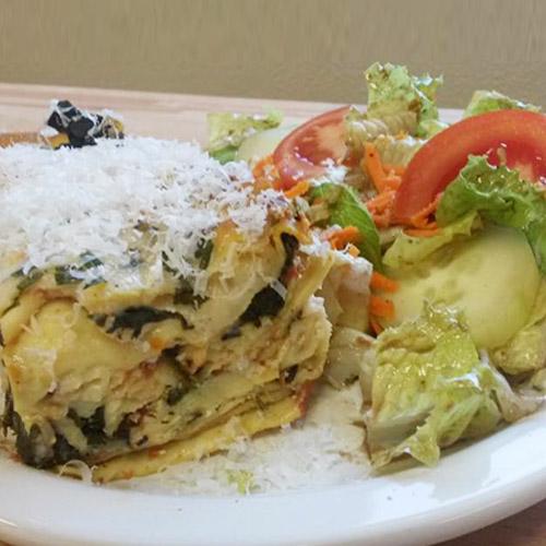 Barley Sprout_Try Lasagna Dish At Barley Sprout