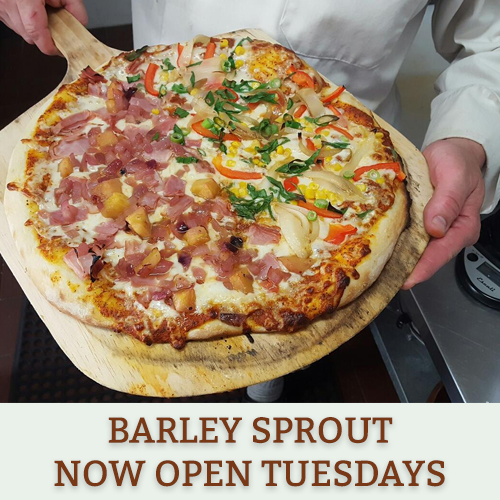 Barley Sprout Now Open Tuesdays