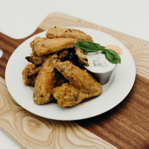 Barley Sprout_Barley Sprout To-Go Specials Marys Organic Chicken Wings