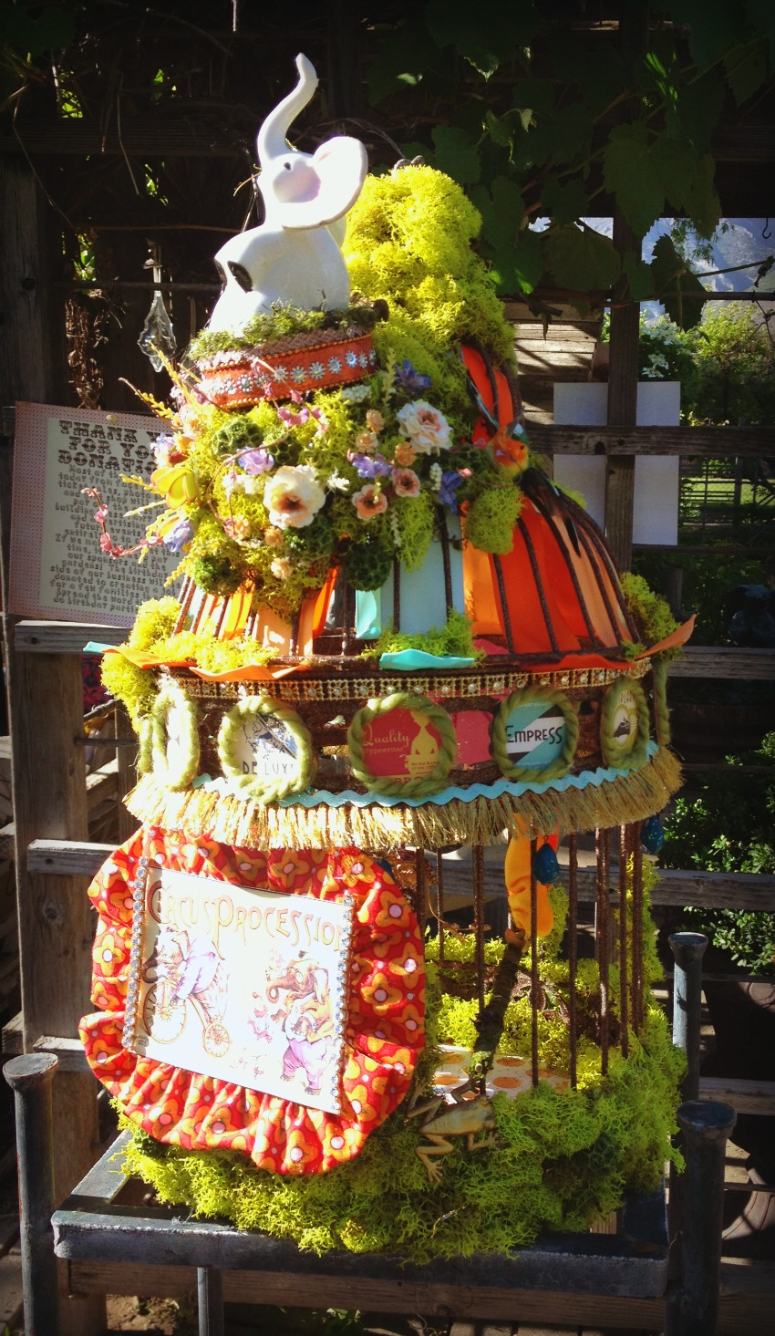 circus fairie house
