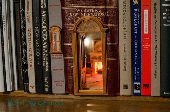 Fairie Houses for Book Lovers