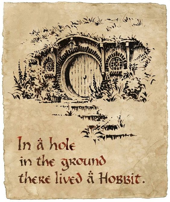 You Need Hobbit Houses in your Fairie Garden
