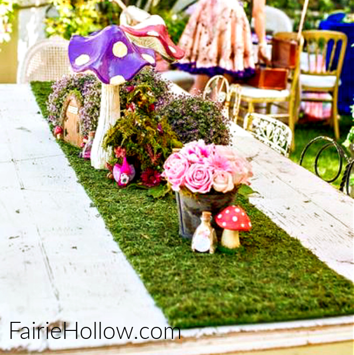 Sweet and Easy Fairy Parties