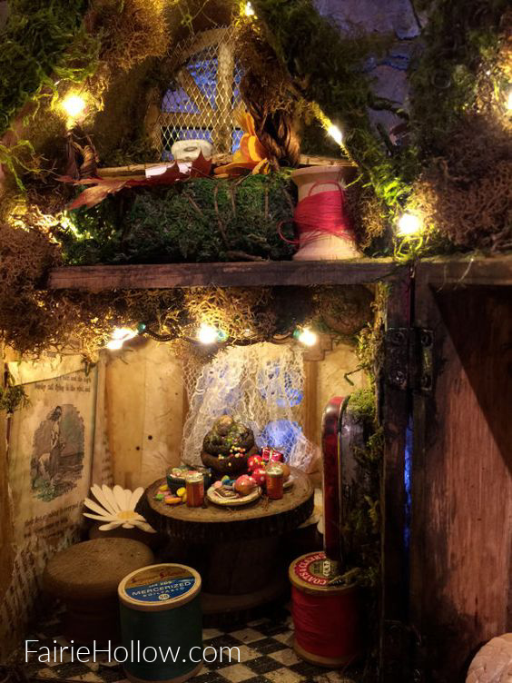 Fairie Rooms I want to Live in!