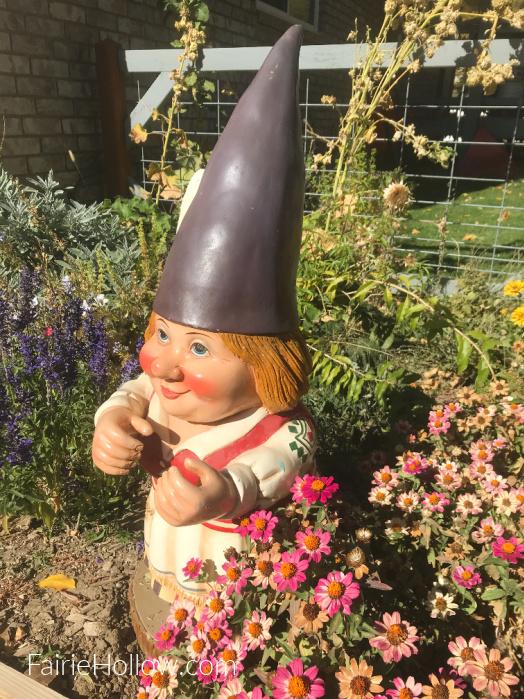 Gretta the Gnome