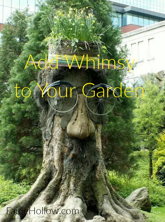 Add Whimsy to your Garden