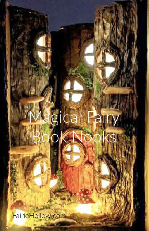 Magical Fairy Book Nooks