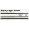 Solaray Red Root supplement facts