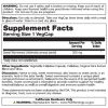 Solary Sweet Wormwood Supplement Facts