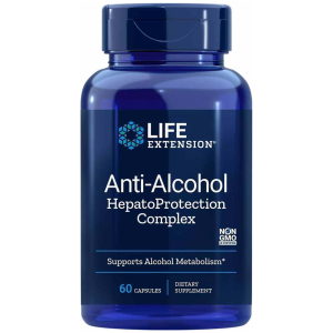 Life Extension Anti Alcohol
