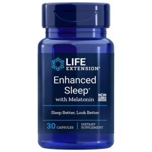 Enhanced Sleep with Melatonin