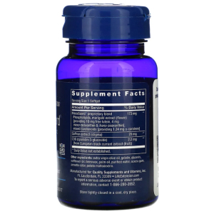 Macuguard Supplement Facts