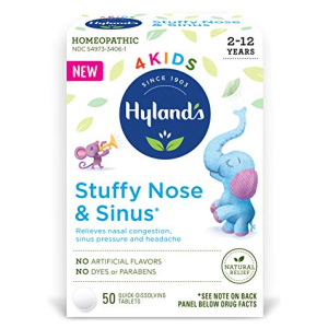 Hyland's 4 Kids Stuffy Nose & Sinus Hyland's