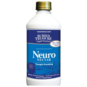 Buried Treasure Neuro Nector Bottle