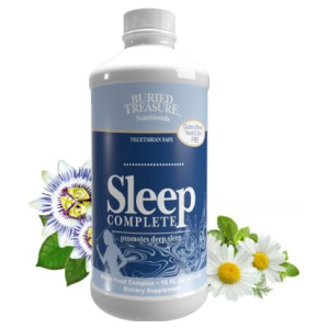 Buried Treasure Sleep Complete Bottle