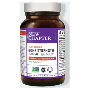 New Chapter Bone Strength Bottle