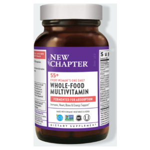Every Woman's One 55+ Daily Multivitamin Bottle