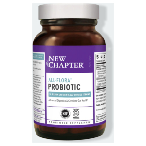 New Chapter Probiotic All-Flora Bottle