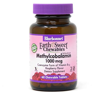 Methylcobalamin by Bluebonnet
