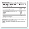 Kyolic Formula 102 Candida Cleanse & Digestion Supplement Facts