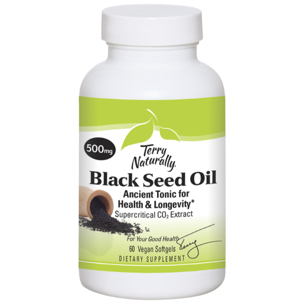 Terry Naturally Black Seed Oil
