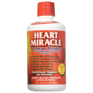 Heart Miracle Cardiovascular Nutrients