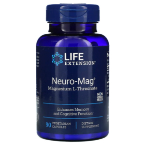 Neuro Mag Life Extension L-Threonate