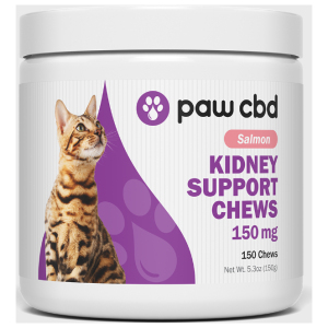 Paw CBD Cat Kidney Support Chews