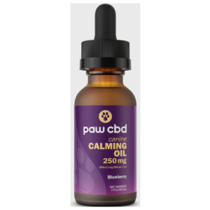 Paw CBD Pet Calming Oil