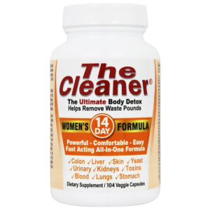 The Cleaner 14 day women's detox formula
