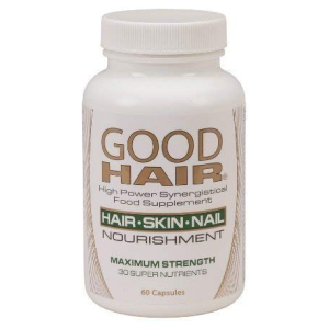Good Hair Maximum Strength Hair
