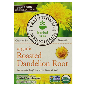 Organic Dandelion Root Tea All in One Vitamins Fayetteville GA