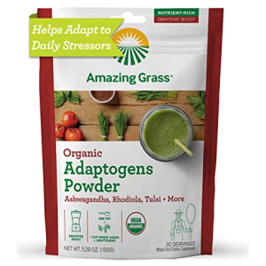 Amazing Grass Adaptogens Booster All in One Vitamins Fayetteville GA