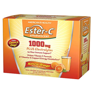Ester C 1000 mg Orange Powder All in One Vitamins Fayetteville GA