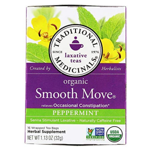 Peppermint Smooth Move Tea All in One Vitamins Fayetteville GA