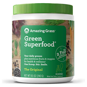 Amazing Grass Super Greens Original All in One Vitamins Fayetteville GA