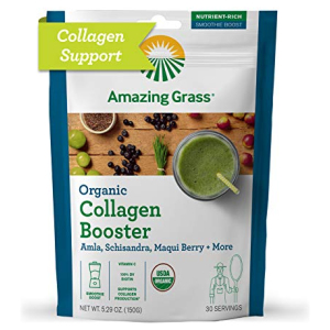 Amazing Grass Vegan Collagen Booster All in One Vitamins Fayetteville GA