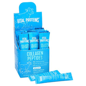 Vital Proteins Collagen for Skin Hair Nail & Joint Support Unflavored 20 ct All in One Vitamins Fayetteville GA