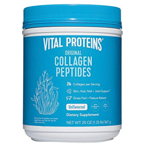 Vital Proteins Collagen Peptides Powder unflavored 20 oz All in One Vitamins Fayetteville GA